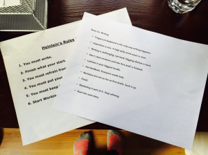 Rules for Writing