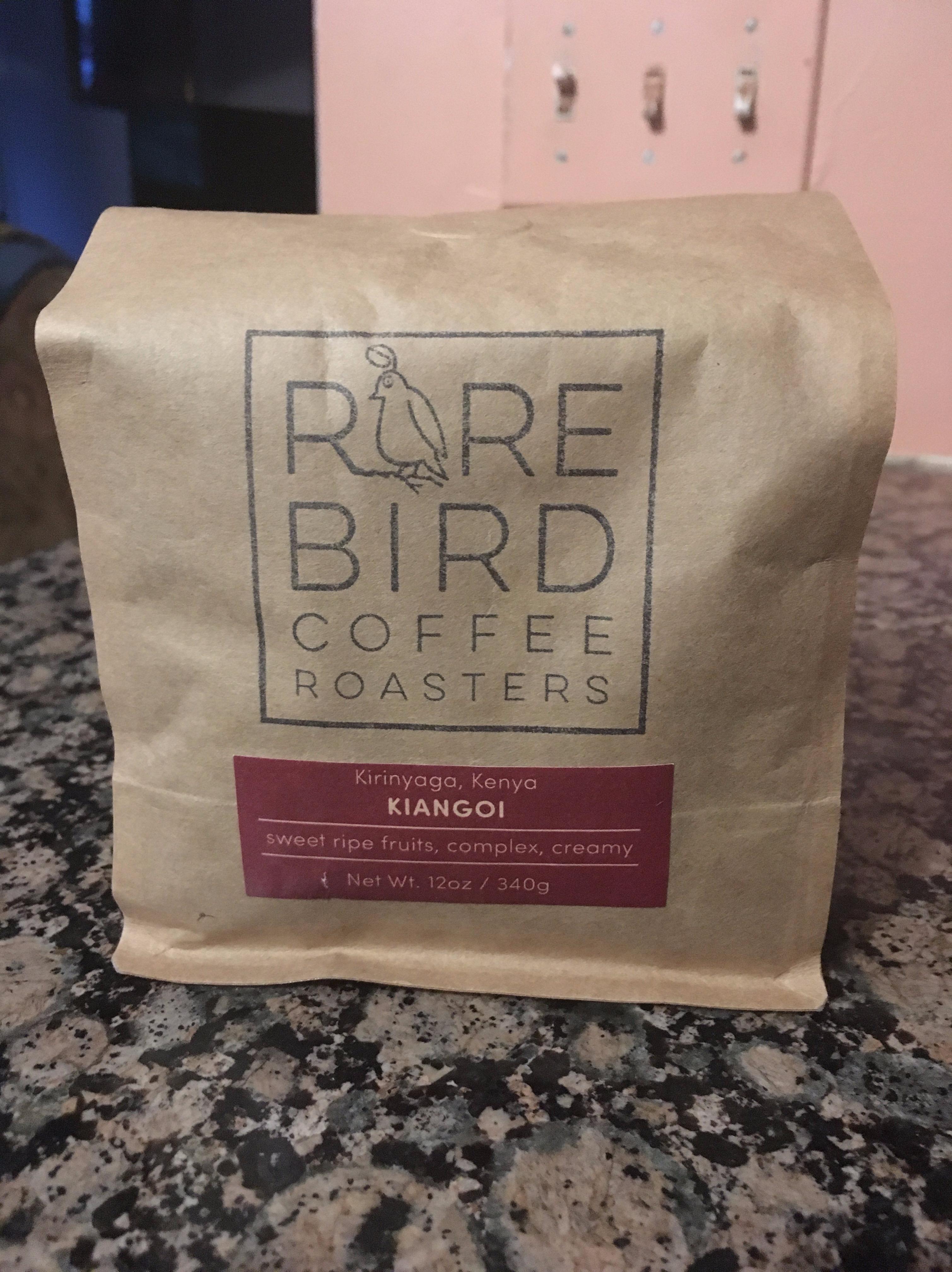 Kiangoi Coffee