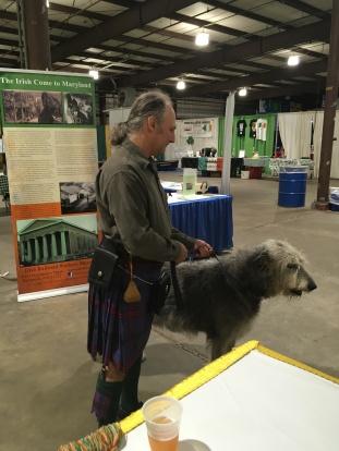 Wolfhound Guy